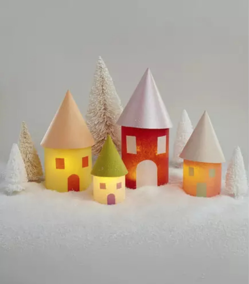 Vintage Christmas Decorations (With a Modern Twist)