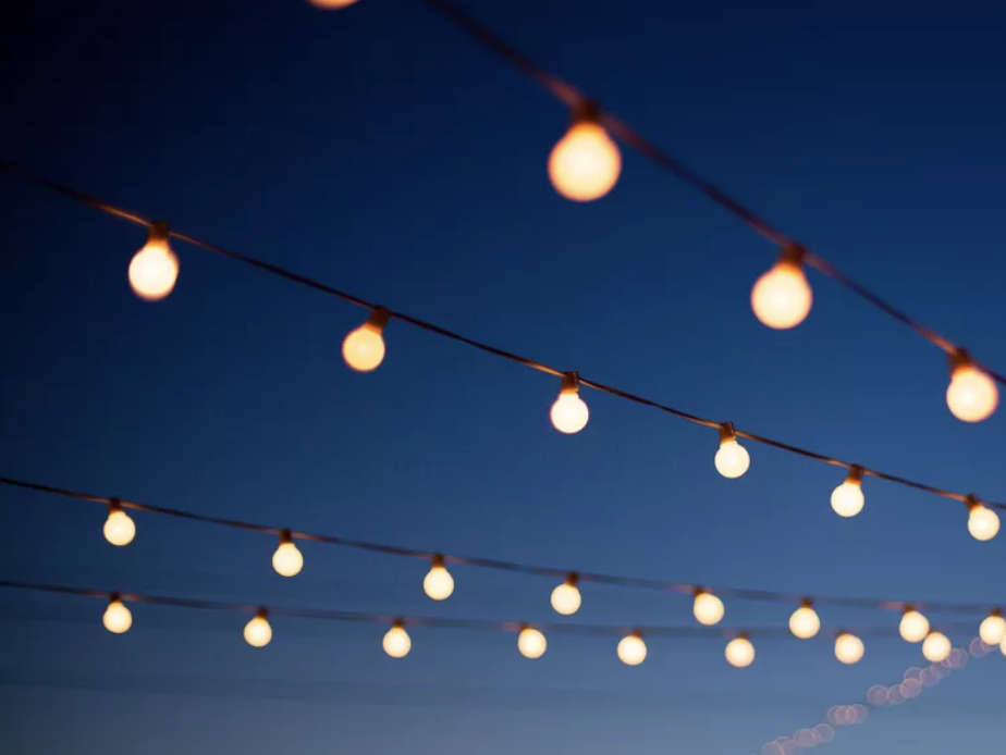 The 8 Best Outdoor String Lights to Buy in 2018